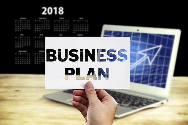obchodní plán
