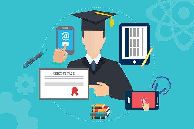 online vzdelávanie